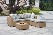 Christmas Sale - All Weather Indoor and Outdoor Sofa Set On Sale