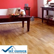 We Make Beautiful Solid Wood Floors