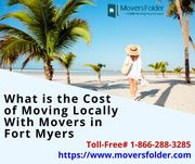 What is the Cost of Moving Locally with Movers in Fort Myers