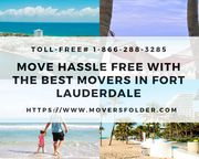Move Hassle free with the best Movers in Fort Lauderdale